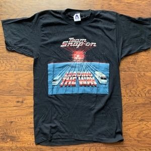 Vintage 80's Snap On Tools T Shirt